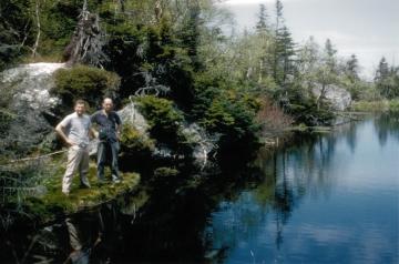 Bear Pond, Mount Mansfield
