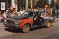 Automobile at Shriners' Parade