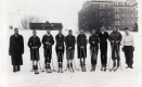 1935-36 WINTER SKIERS at Middlebury College.