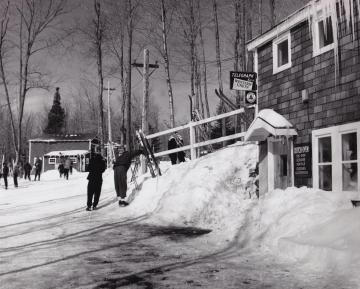 """Dutch Boot"" at Dutch Hill Ski Company"