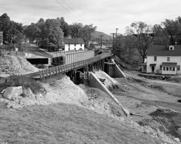 Bridge Construction - Rutland