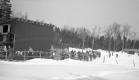 Base Station Alpine Lift Hogback Mt. Ski Area