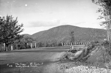 """The Cape"" Vermont Route 9 Molly Stark Trail"