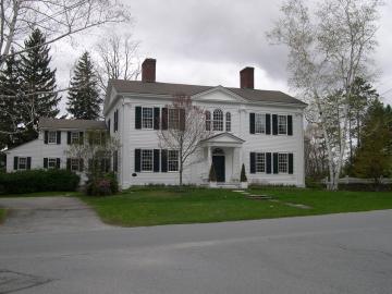 House on Monument Avenue