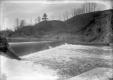 Dam and embankment