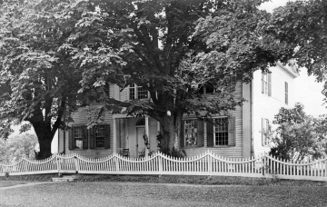 Robinson House, Old Bennington