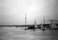30's Ice Boating Burlington Harbor