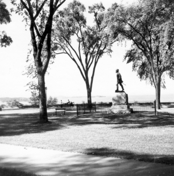 Gen. Edward Wells Monument in Battery Park