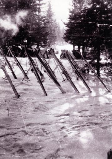 10th Mt. Division at Cooper Hill Ski Area