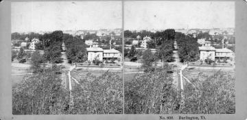A view of Burlington