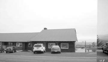 the gift shop at Hogback Mountain