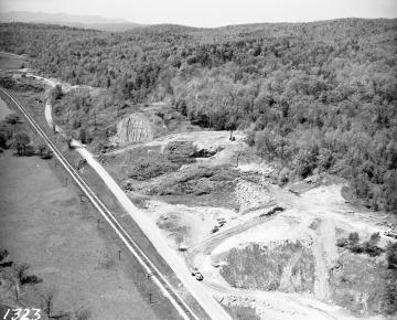 Aerial Construction Views