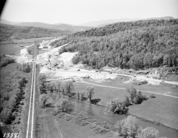 I-89 construction Silver Ledge Area