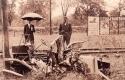 Car and Train Wreck: Mr. Newton's Car
