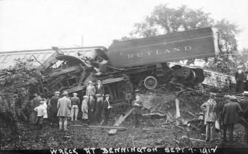 Bennington Train Wreck