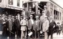 1st Trolley in Bennington