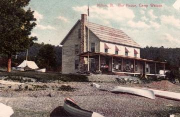 Camp Watson House