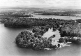 Aerial Photograph of Grosse Point property