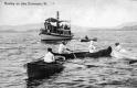 Boating on Lake Bomoseen