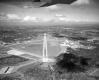 Aerial View of Burlington International Airport