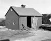 Barn with Broken Door