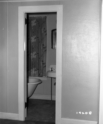 Adams House Bathroom