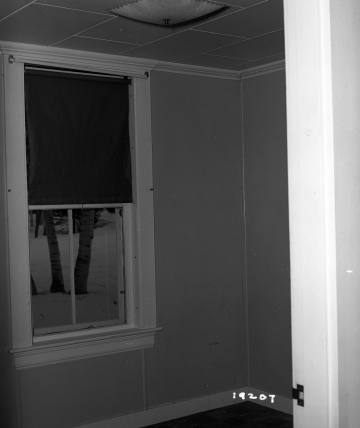Adams House Bedroom