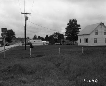 Blake Property on Route 7 in Georgia