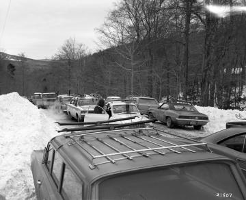 Ski Traffic