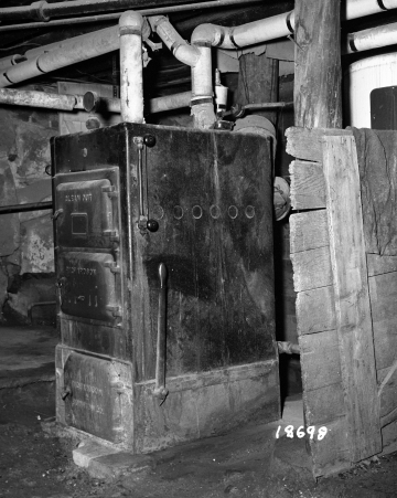 Annis House Cellar