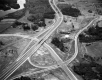Aerial Photograph of I-91 Construction in Norwich