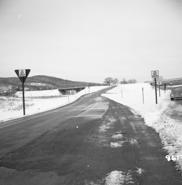 I-89 Off Ramp Signage