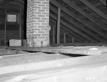 Abatiell House, Attic