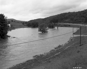 Summer Flooding on Mad River