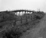 Bridge Over Canadian Pacific Railroad in Newport