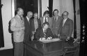 Governor Snelling Signs H. 109 Suppl. Appropriations