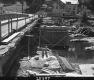 Bridge Construction over River