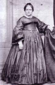Women S Clothing 1850s Clothing Dating Landscape