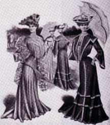 Women S Clothing 1900s Clothing Dating Landscape Change Program
