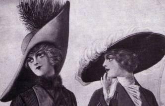 Dating vintage womens hatte