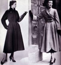 1940s Fashion on Pinterest | 1940s Fashion, 40s Dress and Day Dresses