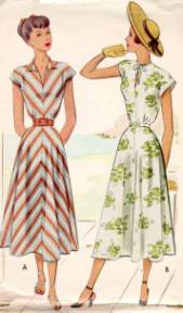 1940s fashion women | Fashion Density