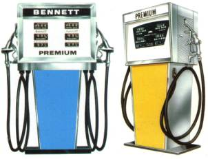 The Top Gas Stations
