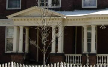 Colonial Revival Porches Residential Architecture