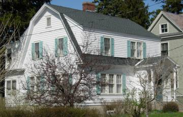 Dutch Gambrel Roofs Residential Architecture Dating