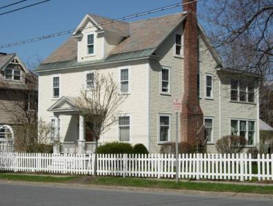 Georgian Colonial Revival