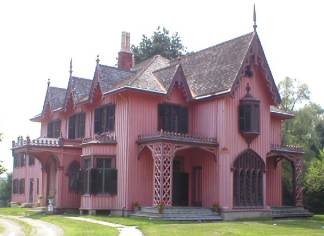 High Style Gothic Revival