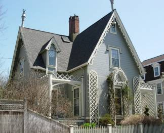 Gothic Revival Architectural Styles Residential