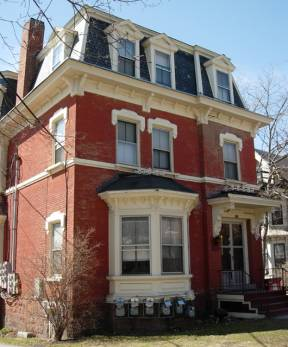 Mansard Roofs Residential Architecture Dating