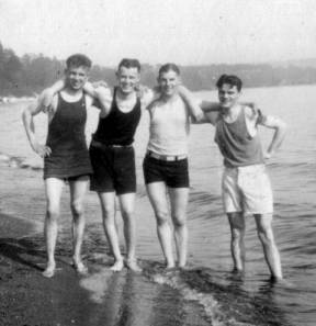 sporting swimmers dating The nude swim at cornbury park in oxfordshire was the first of monthly meetings in scenic locations.